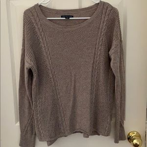Cute and comfy beige sweater